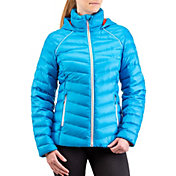 Spyder Women's Timeless Full-Zip Down Hoodie