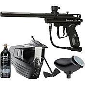 Spyder Victor Ready To Play Paintball Gun Kit