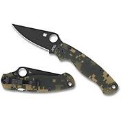 Spyderco Para Military 2 Camo Knife