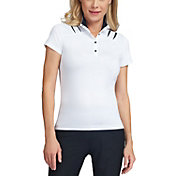Tail Women's Convertible Collar Golf Polo - Extended Sizes