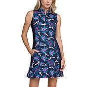 Tail Women's Mini Mock Neck Golf Dress