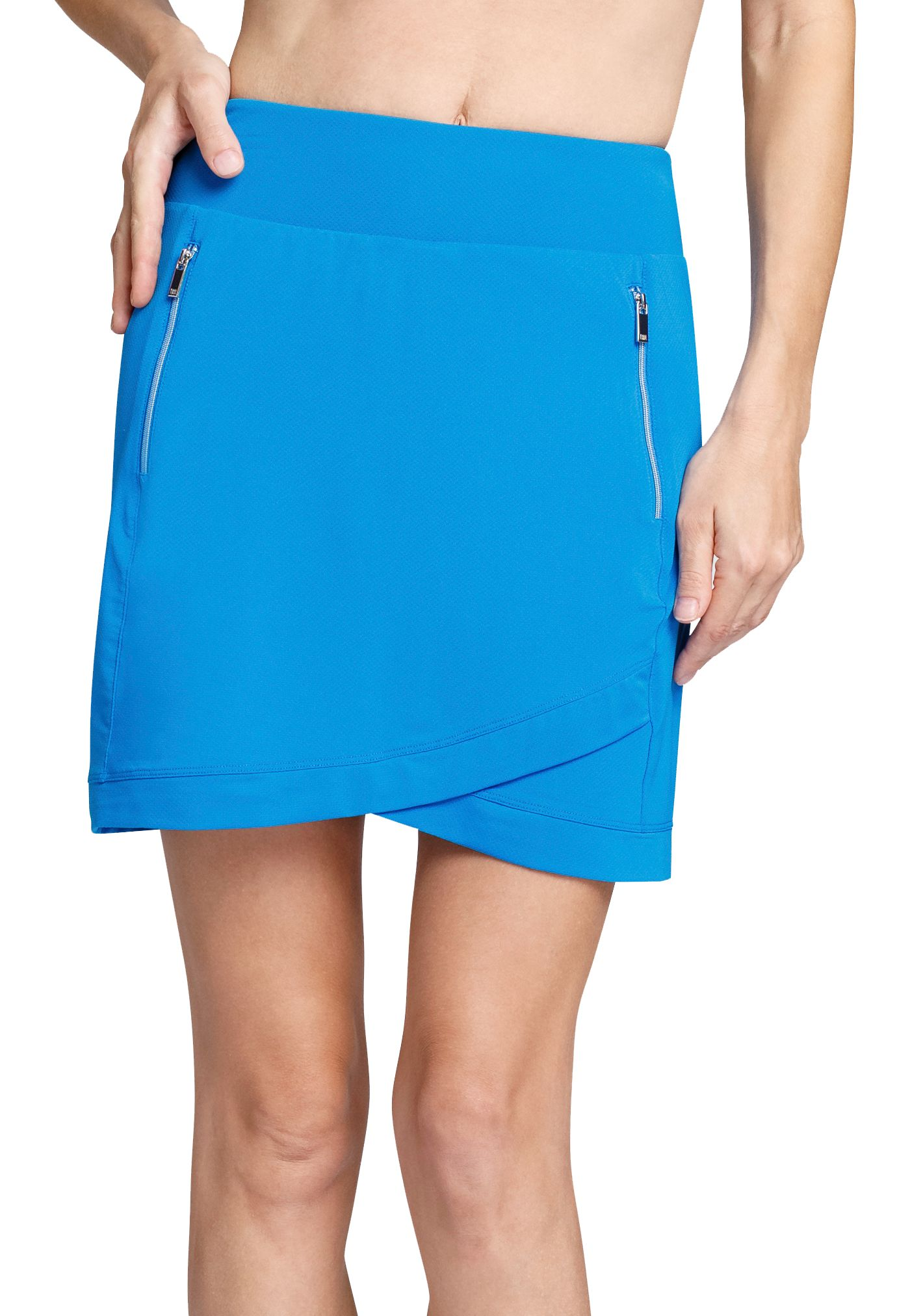 Tail Women's Knit Wrap Golf Skort