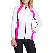 Tail Women's Long Sleeve Golf Jacket