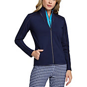 Tail Women's Modified Neck Full-Zip Golf Jacket
