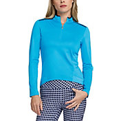 Tail Women's Mock Neck ¼-Zip Golf Pullover