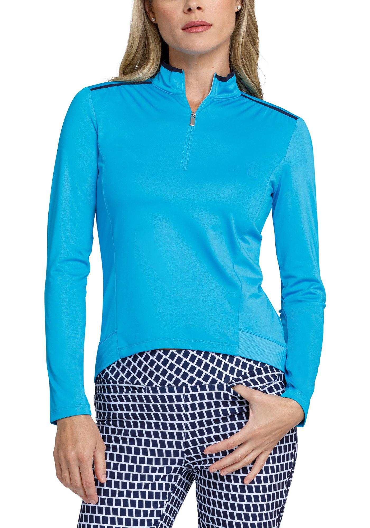 Tail Women's Mock Neck ¼-Zip Golf Pullover