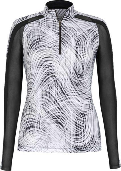 Tail Women's ¼-Zip Mock Neck Golf Pullover
