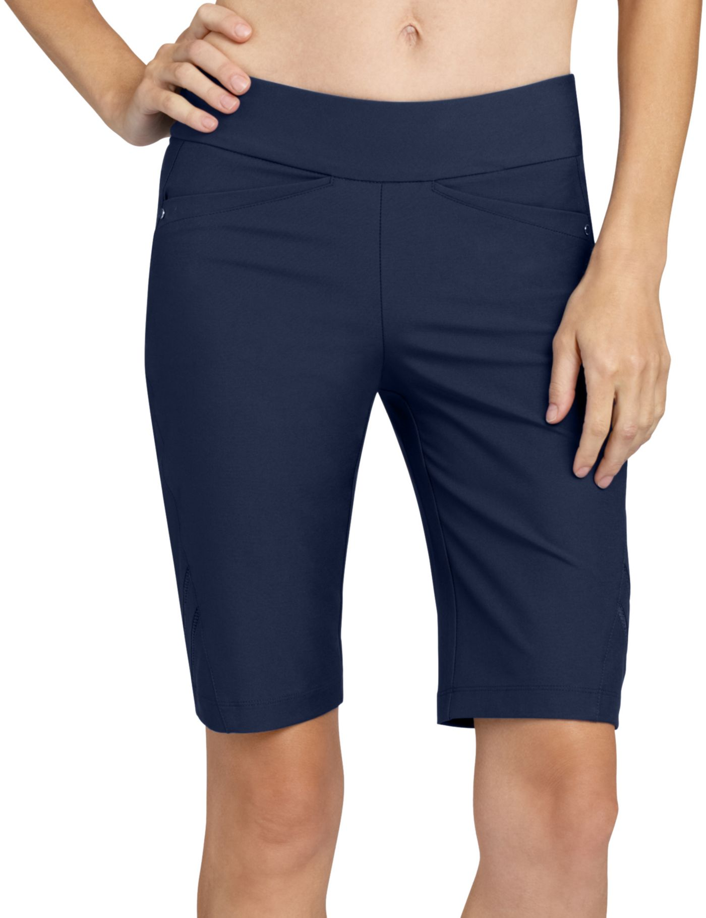 Tail Women's Pull On Golf Shorts - Extended Sizes