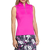 Tail Women's Lilyana Sleeveless Golf Polo
