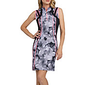 Tail Women's Floral Pixels Golf Dress