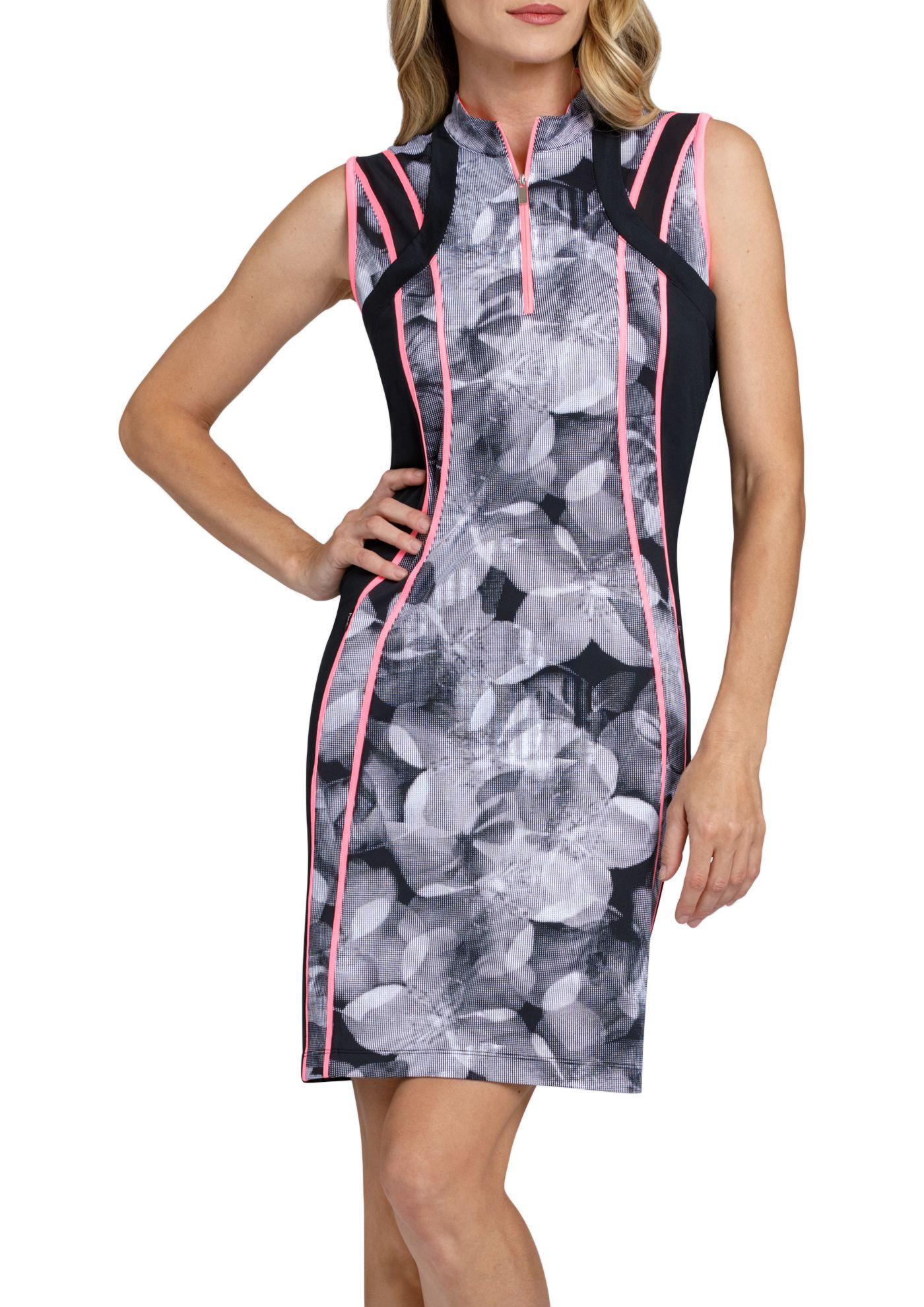 Tail Women's Floral Pixels Golf Dress