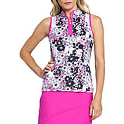 Tail Women's Everleigh Sleeveless Golf Polo