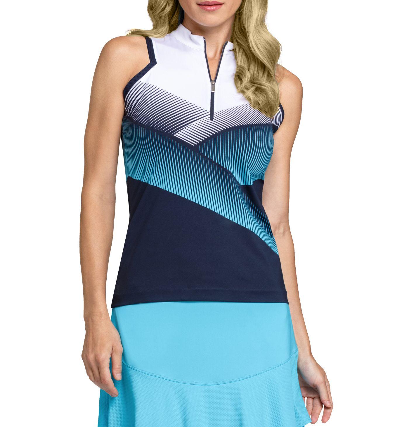 Tail Women's Twist Sleeveless Golf Polo