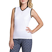 Tail Women's Sleeveless Golf  Top