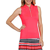 Tail Women's Averie Sleeveless Golf Polo