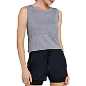 Tail Women's Saniyah Knotted Back Tennis Crop Top