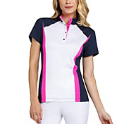 Tail Women's Short Sleeve Convertible Golf Polo