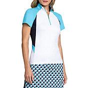 Tail Women's Kristina Short Sleeve Golf Polo