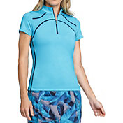 Tail Women's Paislee Short Sleeve Golf Polo