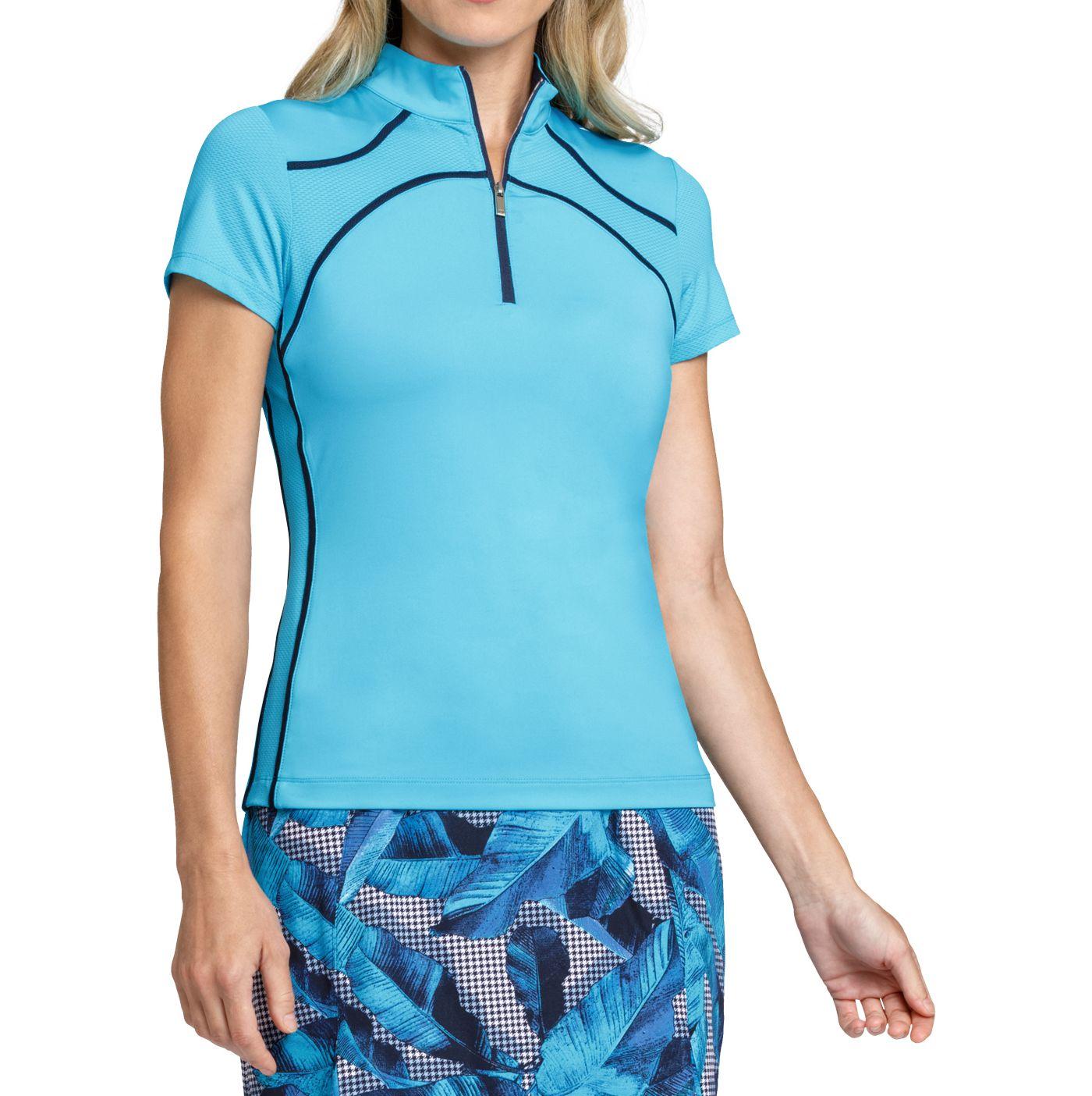 Tail Women's Paislee Short Sleeve Golf Polo
