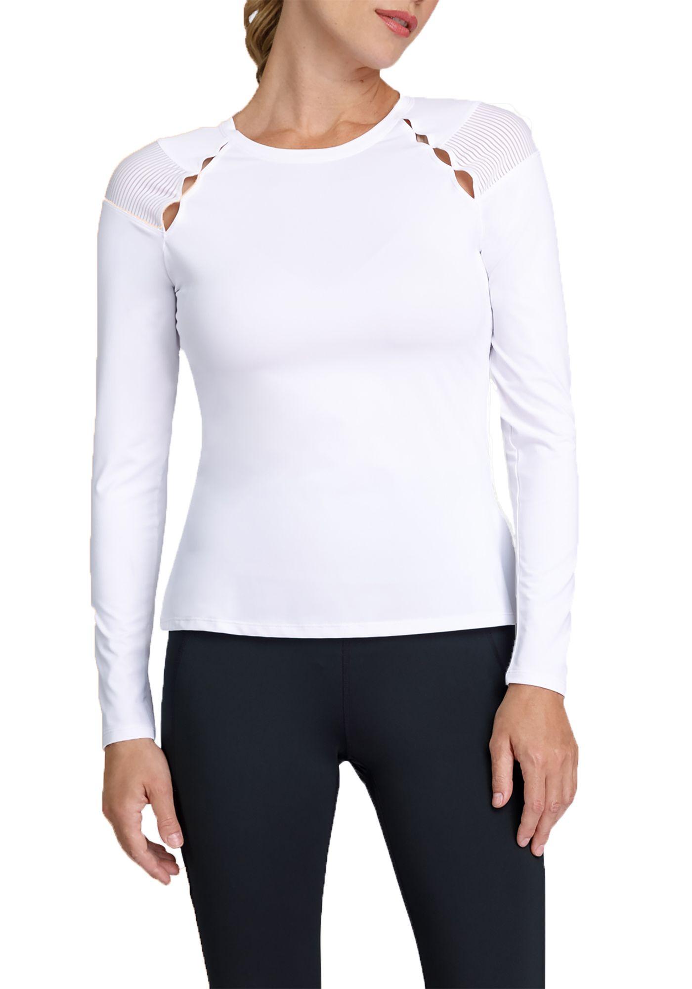 Tail Women's Active Wynter Long Sleeve Tennis Top