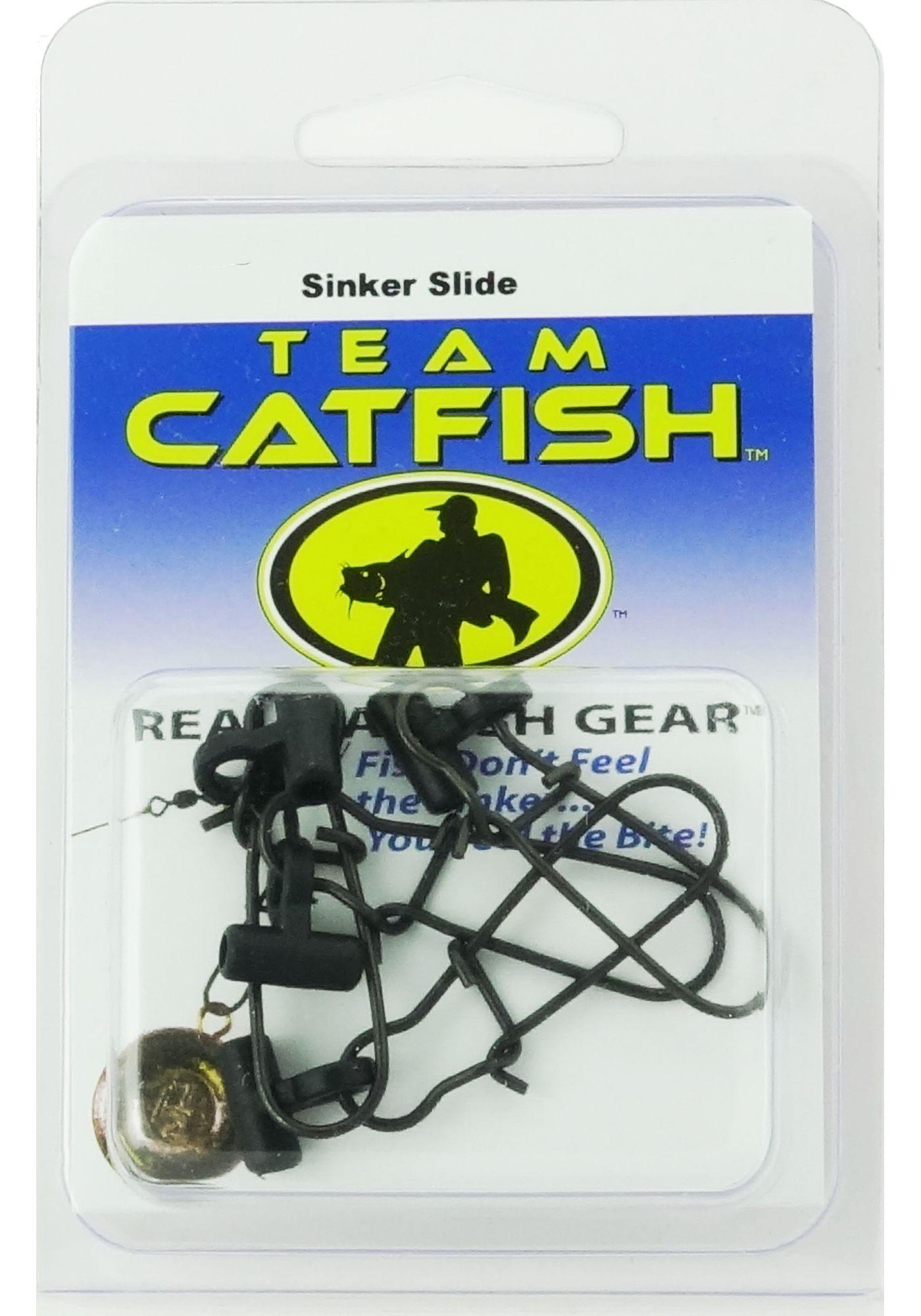 Team Catfish Sinker Slide Snap