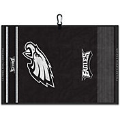 Team Effort Philadelphia Eagles Embroidered Face-Club Golf Towel