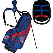 Team Effort Chicago Cubs Caddy Stand Golf Bag
