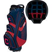 Team Effort Cleveland Indians Bucket II Cooler Cart Bag