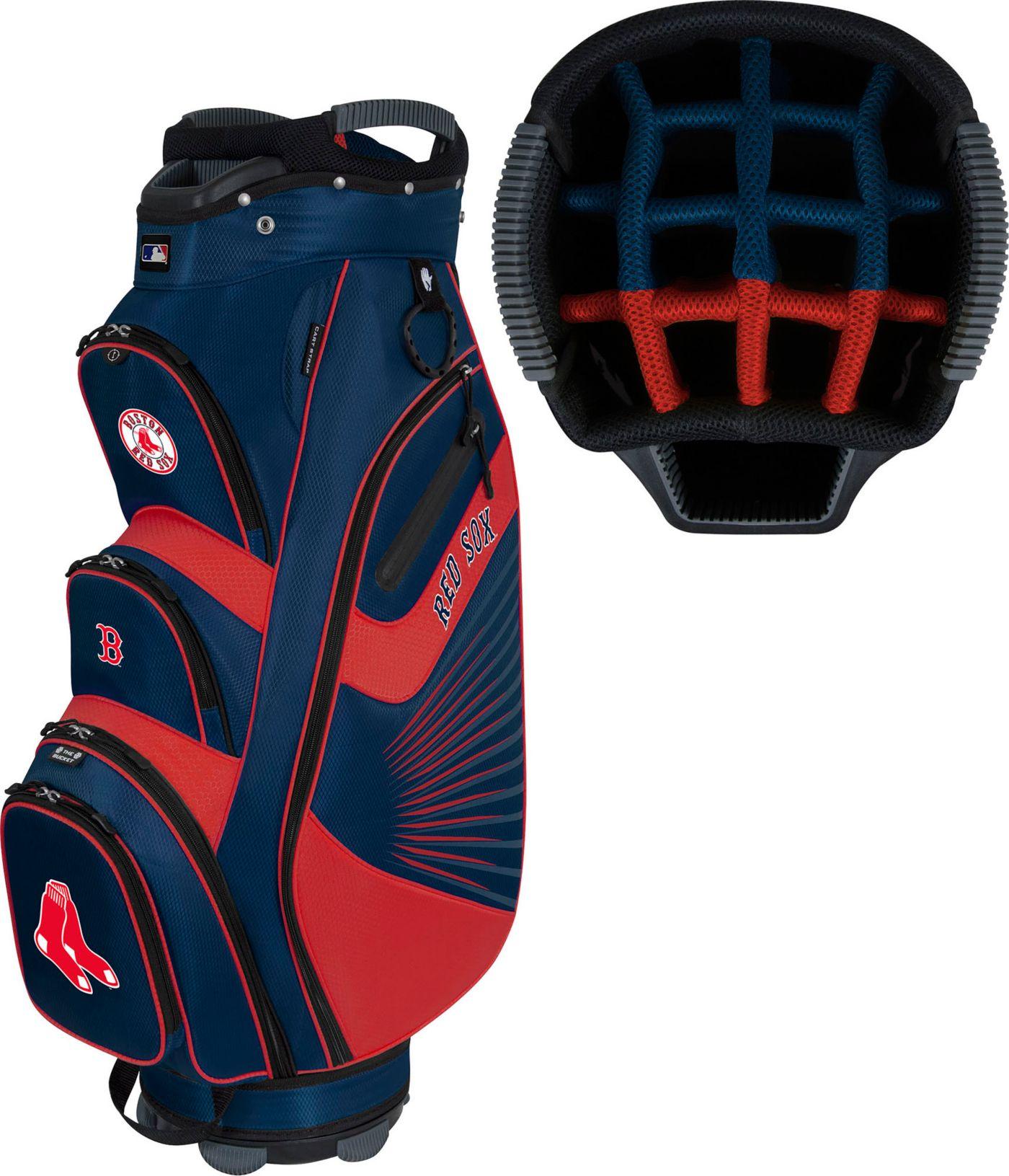 Team Effort Boston Red Sox Bucket II Cooler Cart Bag
