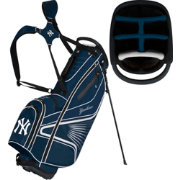 Team Effort New York Yankees Caddy Stand Golf Bag