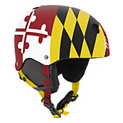 Triple Eight Adult Halo Maryland State Snow Helmet