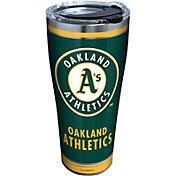 Tervis Oakland Athletics 30oz. Stainless Steel Home Run Tumbler