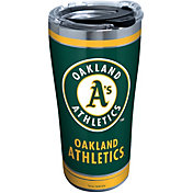 Tervis Oakland Athletics 20oz. Stainless Steel Home Run Tumbler