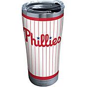 Tervis Philadelphia Phillies 20oz. Stainless Steel Pinstripe Tumbler