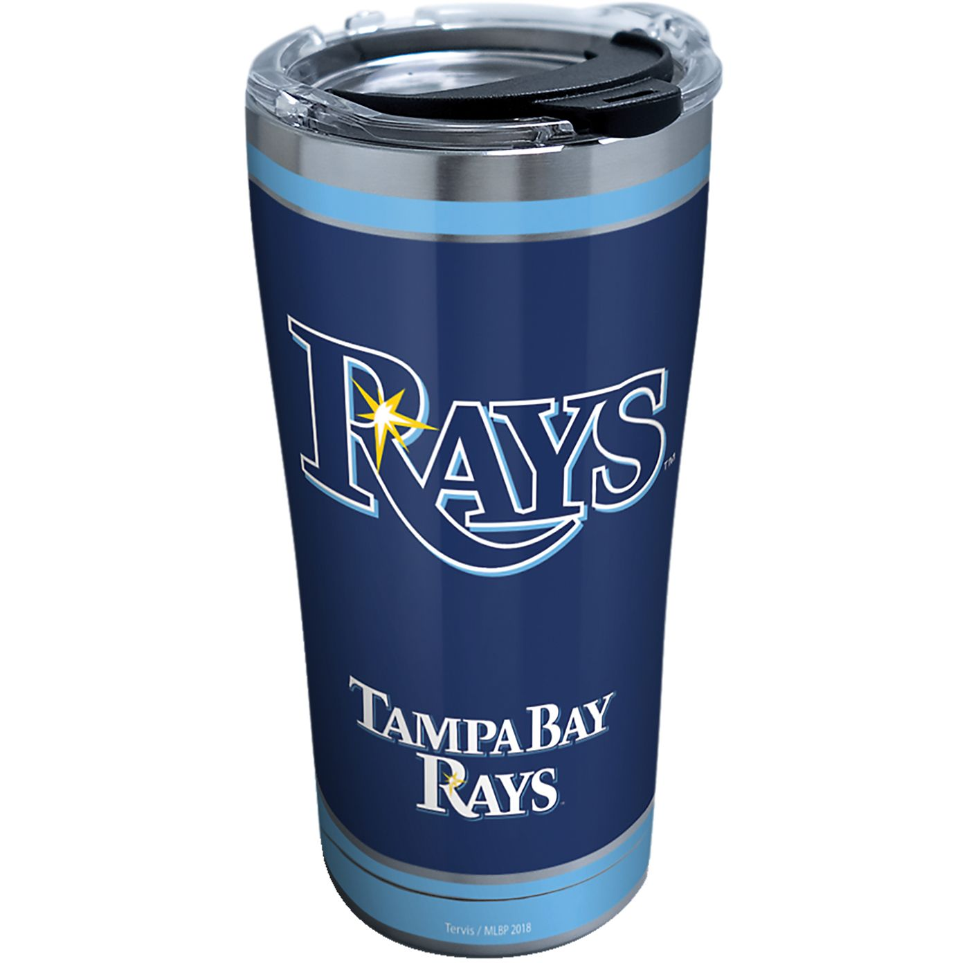 Tervis Tampa Bay Rays 20oz. Stainless Steel Home Run Tumbler