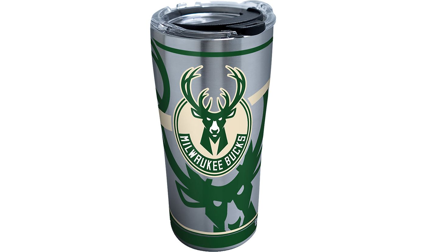 Tervis Milwaukee Bucks Stainless Steel 20oz. Tumbler