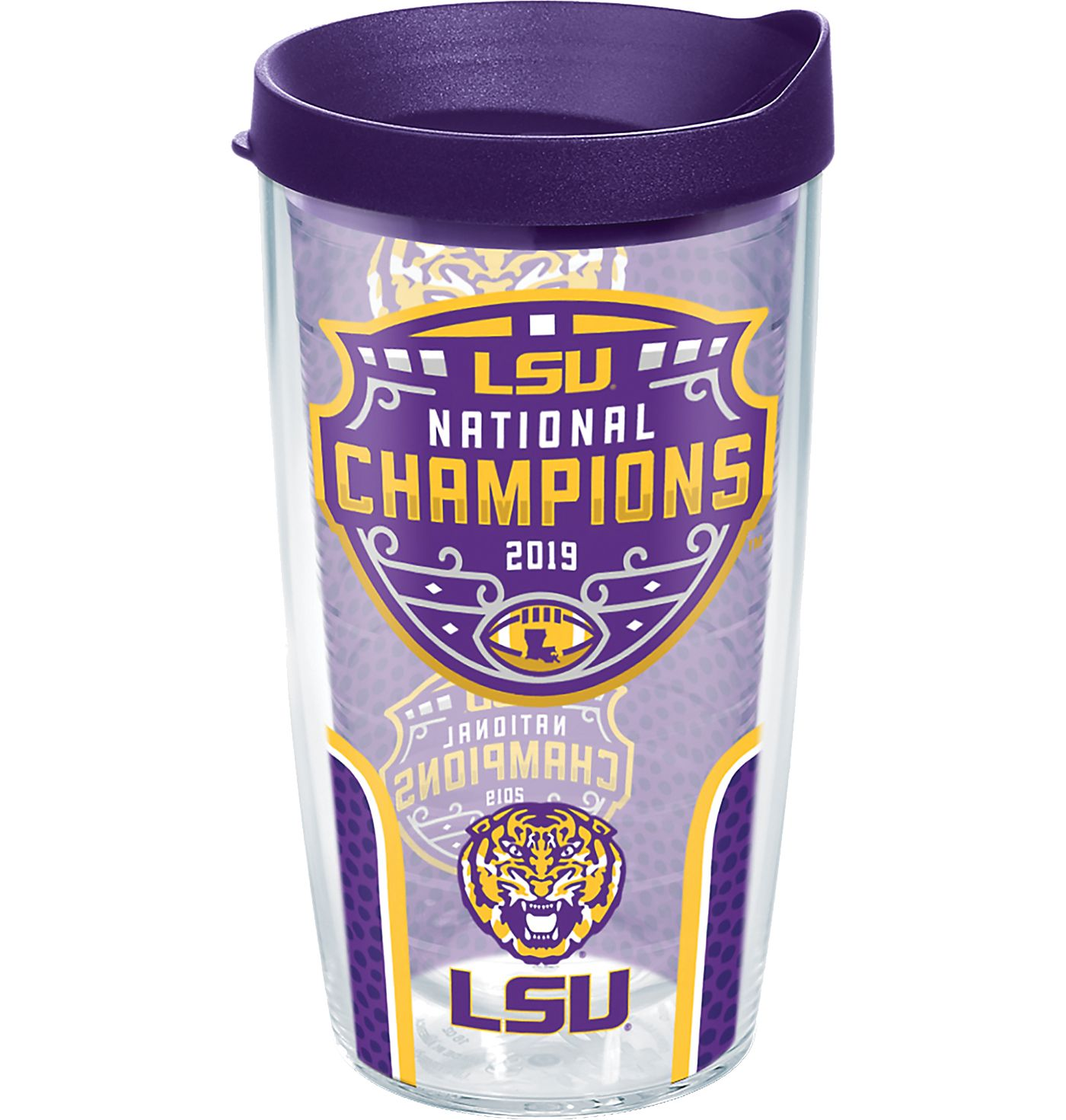 Tervis 2019 National Champions LSU Tigers 16oz. Tumbler