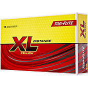 Top Flite 2019 XL Distance Yellow Golf Balls – 15 Pack