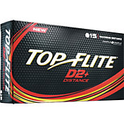 Top Flite 2016 D2+ Distance Personalized Golf Balls – 15 Pack