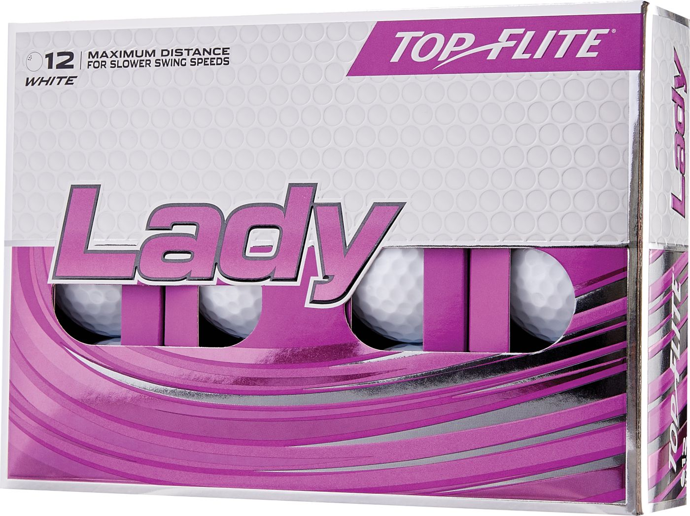 Top Flite Women's 2019 Lady Personalized Golf Balls