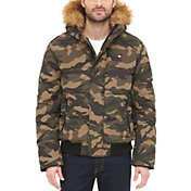 Tommy Hilfiger Men's Quilted Snorkel Bomber Jacket