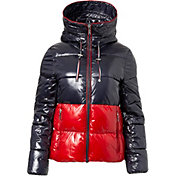Tommy Hilfiger Women's Shine Puffer Jacket