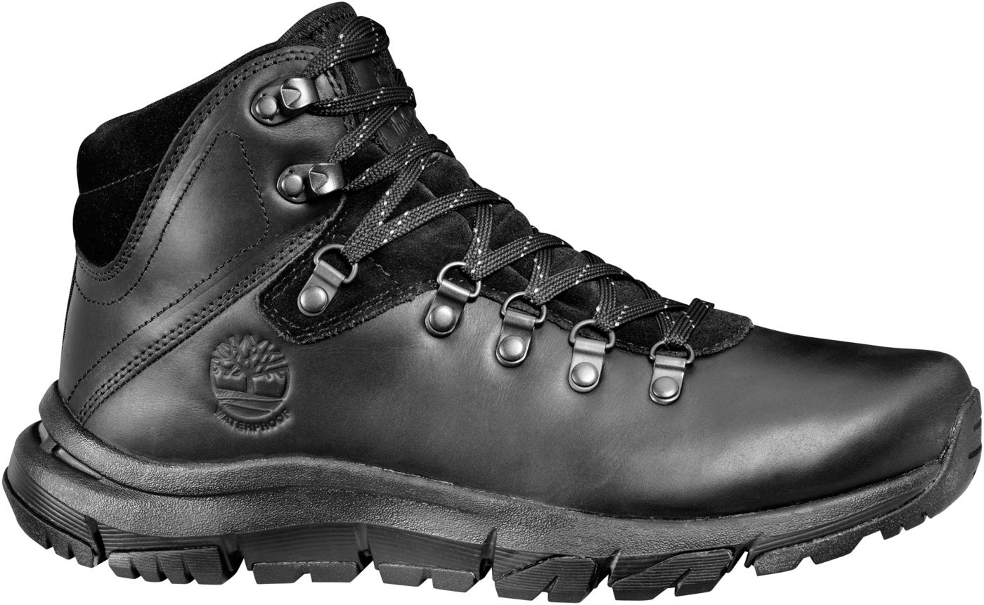 Timberland Men's Garrison Field Mid Hiker Waterproof Hiking Boots
