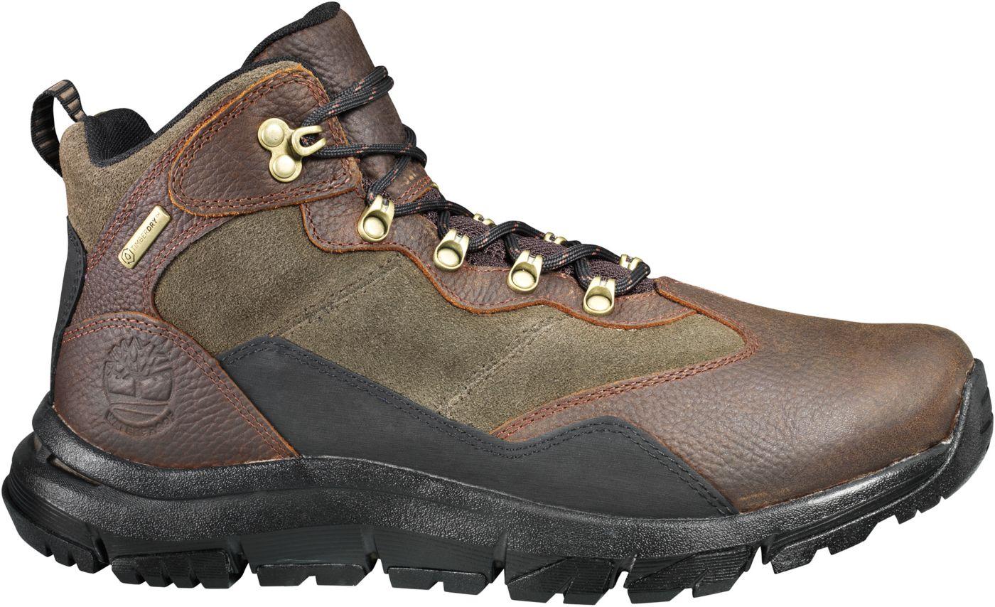 Timberland Men's Garrison Field Mid Waterproof Hiking Boots