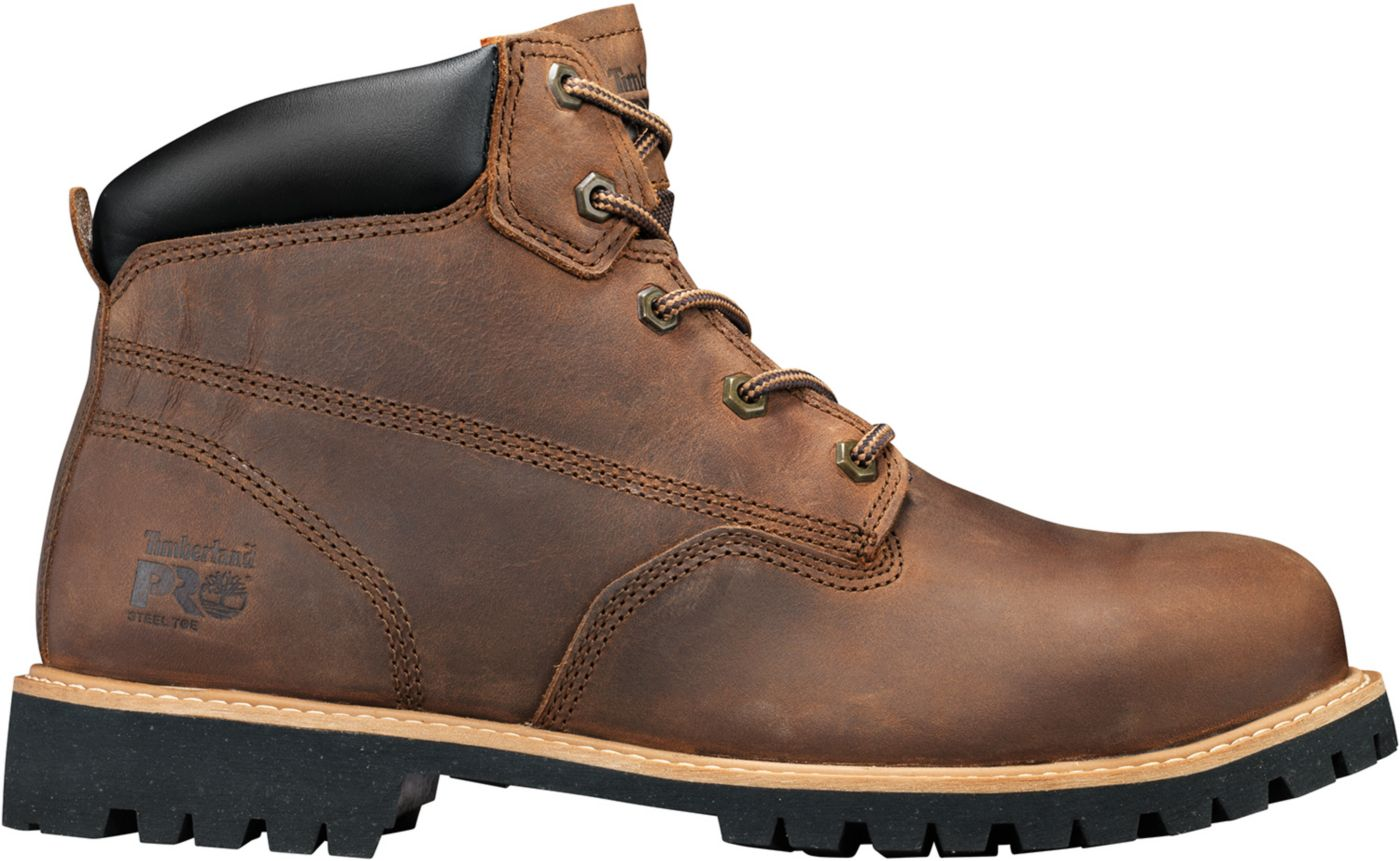Timberland Men's Gritstone Steel Toe Work Boots
