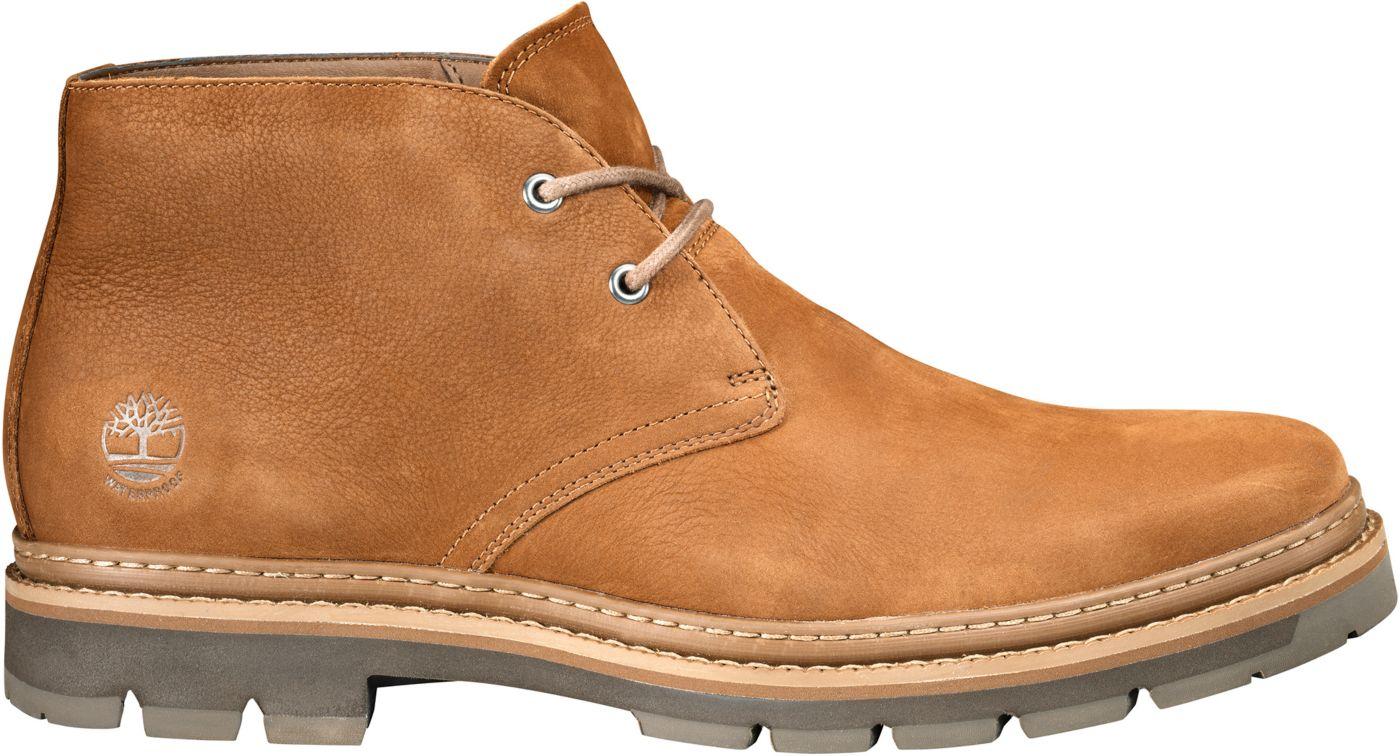 Timberland Men's Port Union Waterproof Chukka Casual Boots