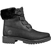 Timberland Women's Jayne 6'' Shearling Waterproof Casual Boots