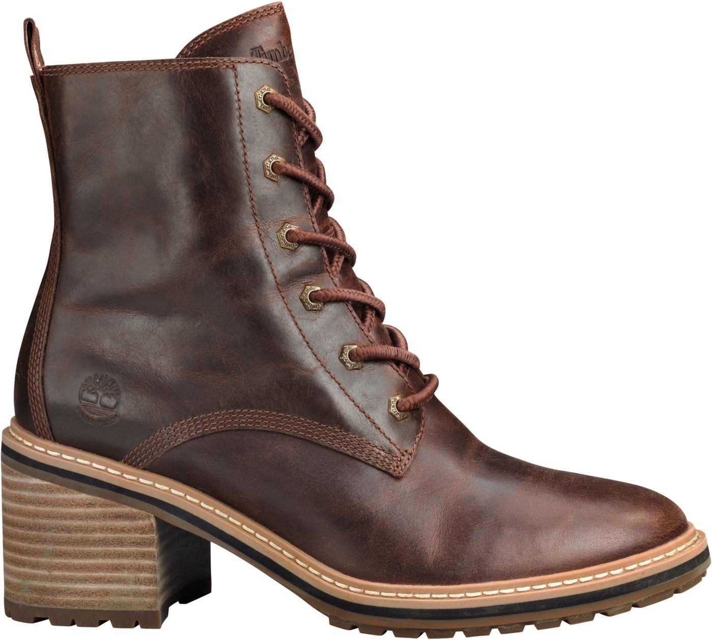 Timberland Women's Sienna High Side Zip Waterproof Casual Boots