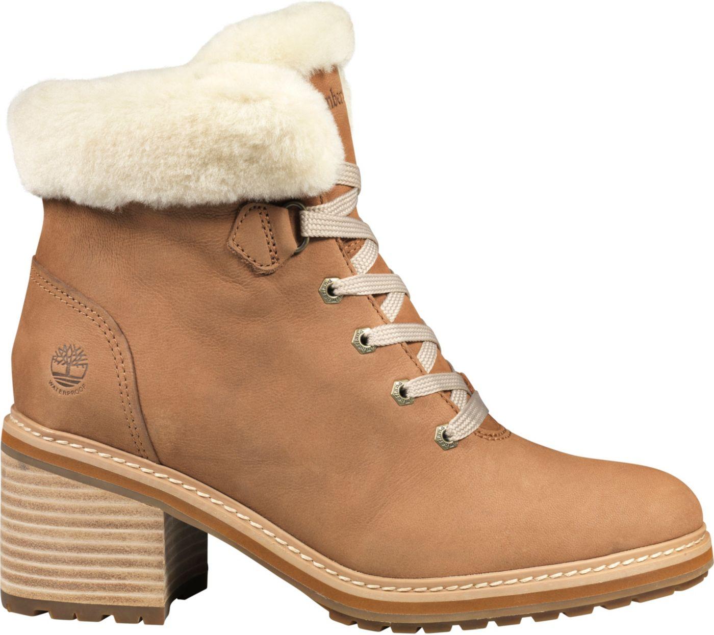 Timberland Women's Sienna Waterproof Casual Boots